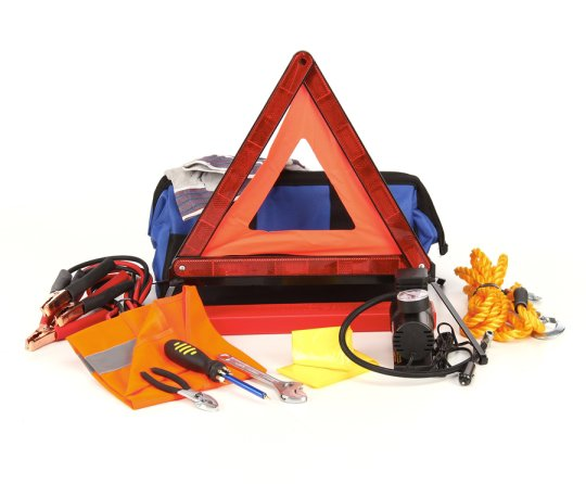What To Put In Your Car S Winter Emergency Kit Michael J
