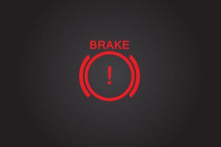 Brake sign